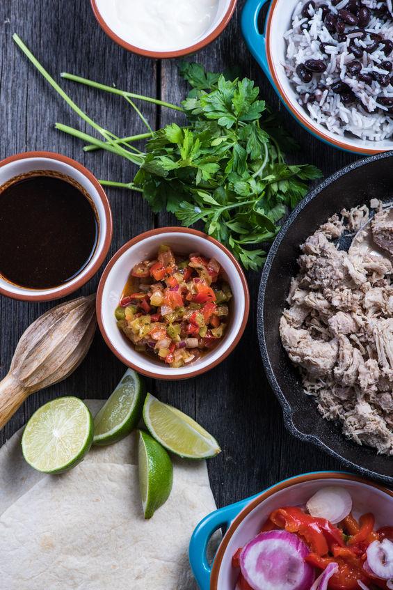 burrito making - foodborne illness risk reduction